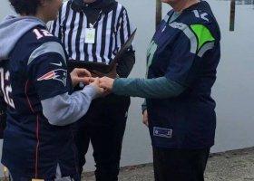 Futbolowa ceremonia-niespodzianka