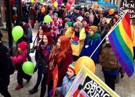 Arktyczny Pride w Laponii