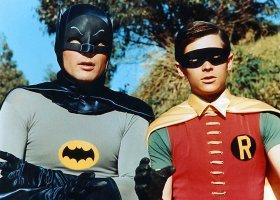 Batman & Robin - czyli kolesie w rajtuzach