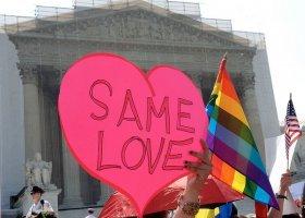 USA: rekordowe poparcie dla równości małżeńskiej