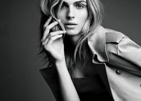 Andreja Pejic w amerykańskim Vogue