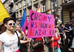 Marsz Równości w Łodzi (zdjęcia i filmy)