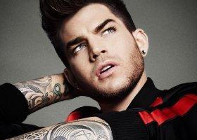 Adam Lambert: spałem z nieujawnionymi gwiazdami