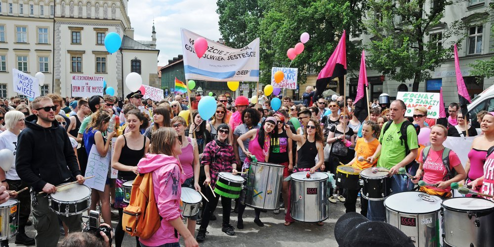 Jak to leciało? 11 lat Marszu Równości w Krakowie