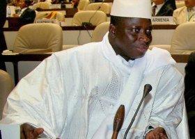 Prezydent Gambii do gejów: poderżnę wam gardła