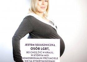Aga Zaryan kolejną sojuszniczką LGBT