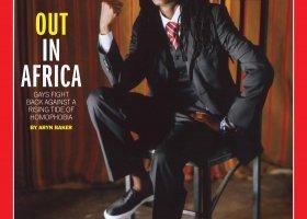 """Ugandyjska działaczka lesbijka na okładce """"TIME"""""""