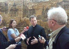 Nowy rzecznik episkopatu: trzeba rozmawiać ze wszystkimi