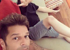 Ricky Martin do synów: daliście mi siłę do bycia dumnym