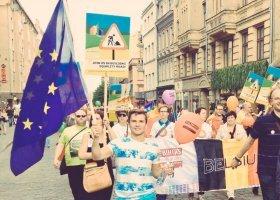 5000 osób na EuroPride w Rydze