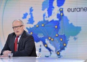 Wiceszef Komisji Europejskiej: czas na równośc małżeńską w Europie