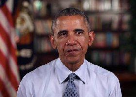 Obama w Kenii o prawach LGBT