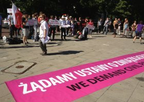 Związki w przyszłym tygodniu w Sejmie?