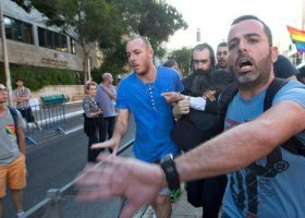 Sześć osób ranionych nożem podczas parady w Jerozolimie