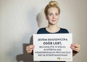"""Marta Dymek: chciałabym, żeby wszystkim """"im"""" i """"nam"""" żyło się dobrze"""