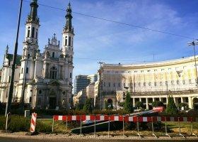 Warszawa już bez Tęczy