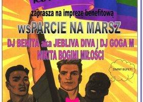 Wrocław: w piątek (ws)parcie na Marsz!
