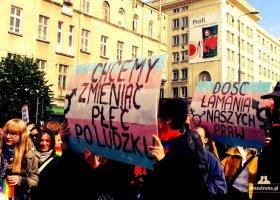 Uzgodnienie płci ponownie w Sejmie
