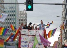 Poznań: prezydent miasta wziął udział w Marszu Równości