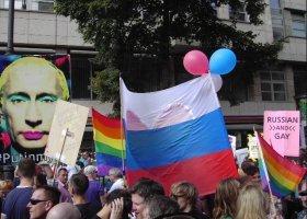 Połowa Rosjan nie chce w kraju LGBT