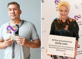 Zagłosuj: Tiger i Ostrowska z szansą na nagrodę