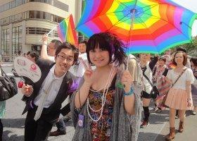 70 proc. młodych Japończyków popiera równość małżeńską