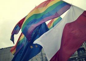 Tęcza w Poznaniu dla demokracji