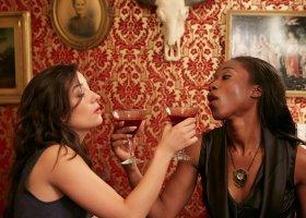 Lesbijki wampiry, Ellen i blogerki