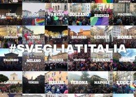 Milion Włochów na ulicach z poparciem związków partnerskich
