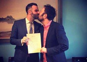 Grecja: pierwszy związek partnerski za nami!