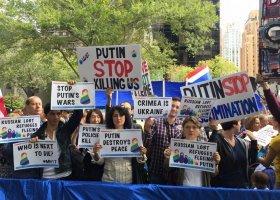 Parlament Europejski o trudnej sytuacji LGBT na Krymie