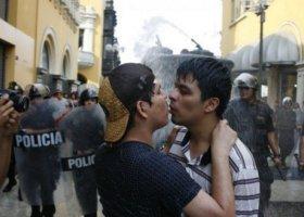 Homofobia na walentynki