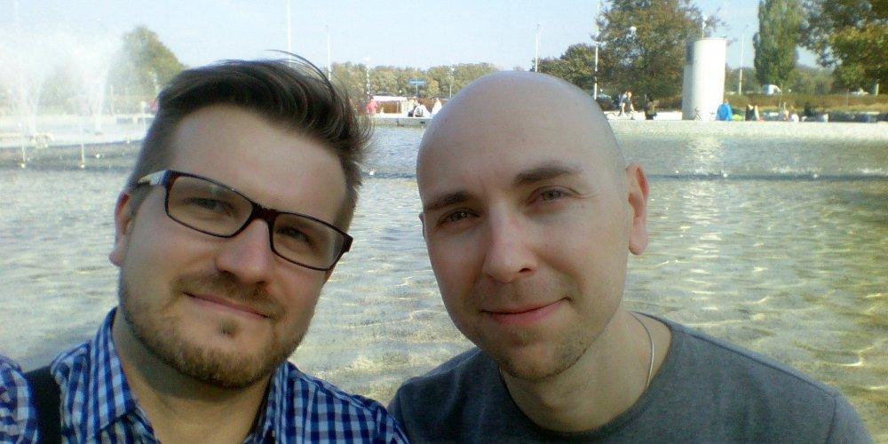 20 lat QUEER.PL: Maciej i Krzysztof