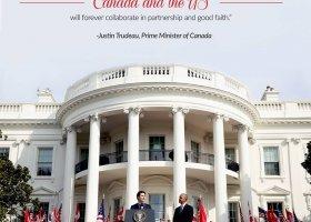 Obama i Trudeau dumni z równości małżeńskiej
