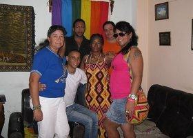 Obama spotkał się na Kubie z działaczami LGBT
