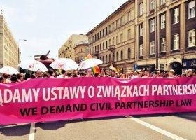 Zablokują związki partnerskie w Polsce?