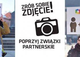 Kraków: pokaż, że popierasz związki!