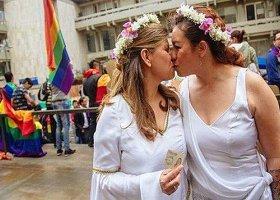 Kolumbia z równością małżeńską
