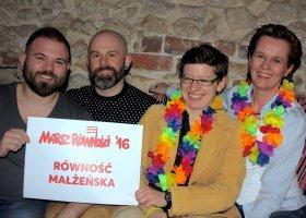 Za miesiąc Marsz Równości w Krakowie