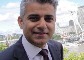 Sadiq Khan nowym burmistrzem Londynu