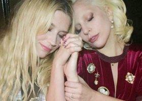 Kesha wzrusza Lady Gagę