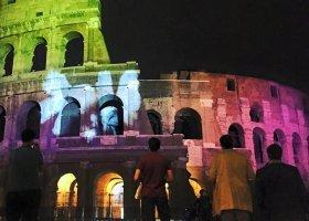 Tęczowy Rzym świętuje
