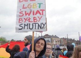 Ponad tysiąc osób demonstrowało w Krakowie