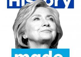 Hillary Clinton kandydatką Demokratów na prezydenta