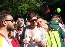 Na żywo z Parady Równości!