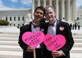 Miliard ludzi ma dostęp do równości małżeńskiej