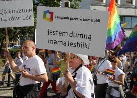 Zobacz jak było na konferencji rodziców osób LGBT