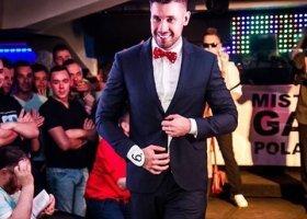 Andrzej walczy o tytuł Mr Gay Europe!