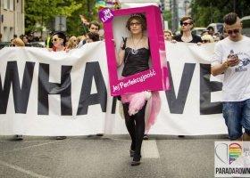 Jej Perfekcyjność żegna się z Paradą Równości