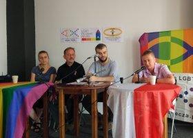 Czy papież Franciszek spotka się w Krakowie z osobami LGBT?
